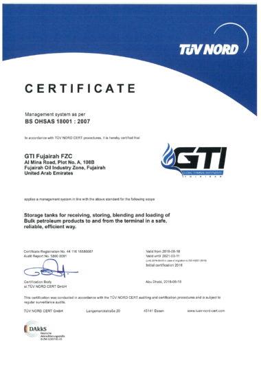 BS OHSAS 18001 2007-1
